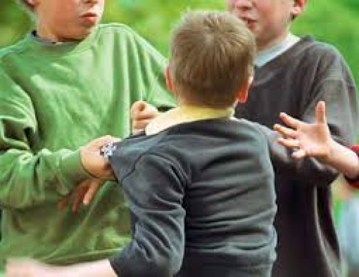 Negative & harsh words/phrases affect children in many ways.Some display their hurt & anger outwardly, becoming bullies.They act upon the negative messages imparted to them by parents, teachers, &/or other adult figures.