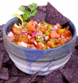Spicy Tomato Salsa Fresca