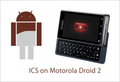 How to Update Motorola Droid 2 with Android ICS |A Step by Step Guide