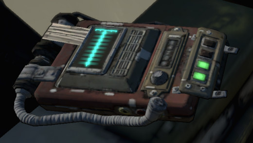 An ECHO Device is one of the many things you look for in searching/collecting missions.