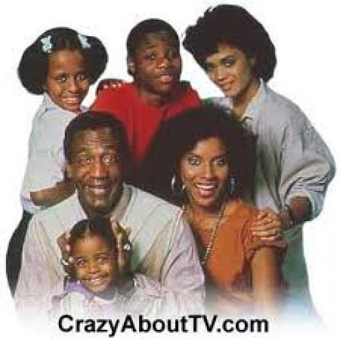 Bill Cosby was the main star of The Cosby Show and the show centers around him and his wife and kids lives.