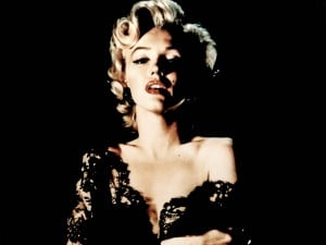 Our gorgeous Marilyn Monroe previously known as Norma Jean Dougherty also known as one of the Rosie The Riveter girls.