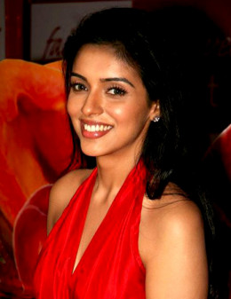 Asin, a talent well noted by the whole film industries in India.