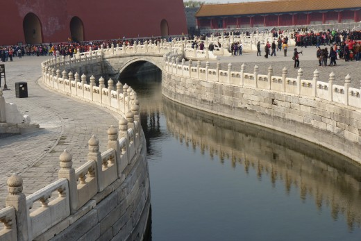 2 b) Forbidden City
