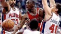 Greatest Sports Rivalries:  Chicago Bulls vs. Detroit Pistons