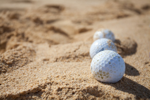 Golf is a quiet walk interrupted by searching for a ball you lost. I want windmills and ramps and giant, poorly made models of animals and...