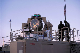 A 1 MW laser that can also track missiles, artillery shells, and mortar rounds