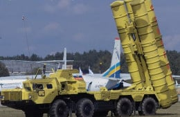 S-300 missiles may be the spark for a regional war