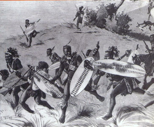 The legendary Zulus were, until the arrival of the British, the most powerful nation in southern Africa.