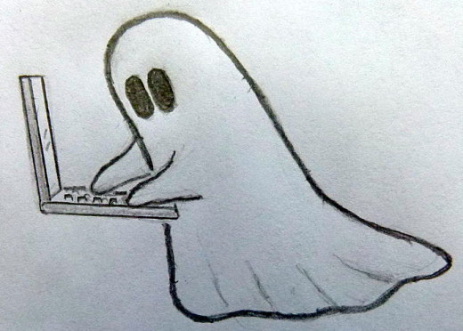 How to Hire Hubpage Writers to Write for You: Ghostwriters.