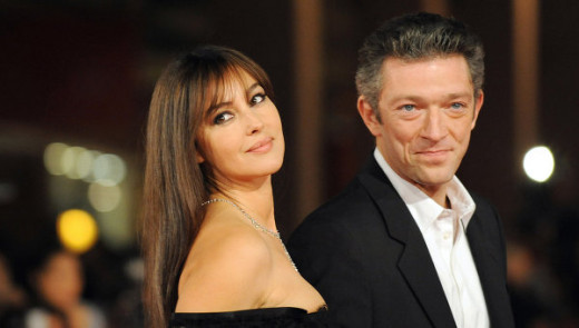Monica Bellucci & Vincent Cassel. Happy Together 15 years