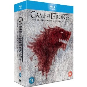 Game of Thrones Season 1-2 Box Set