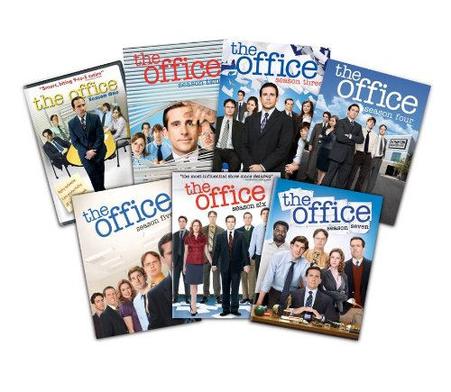 The Office: Season 1-7