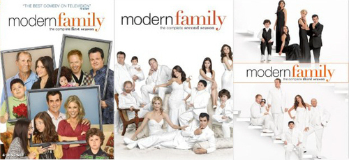 Modern Family: Seasons 1-3