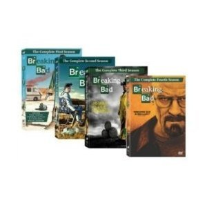 Breaking Bad - The Complete Seasons 1-4