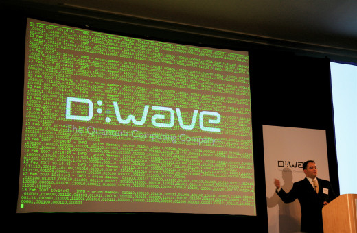 D-Wave - the first quantum computer company