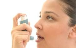 Using an inhaler