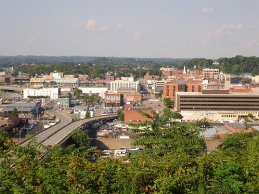 Parkersburg, West Virginia