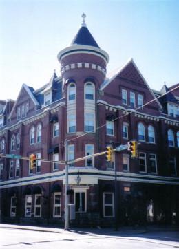 Blennerhassett Hotel