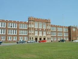 PHS, Parkersburg High School (Go Big Reds!)