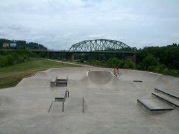 Fort Neal Skate Park