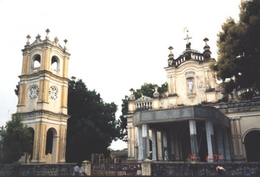 A Church in Jaffna Town, built during British period.