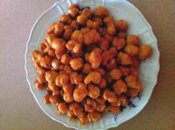 """""""Struffoli"""" Honey Ball Recipe. Christmas Treat Italian Style."""