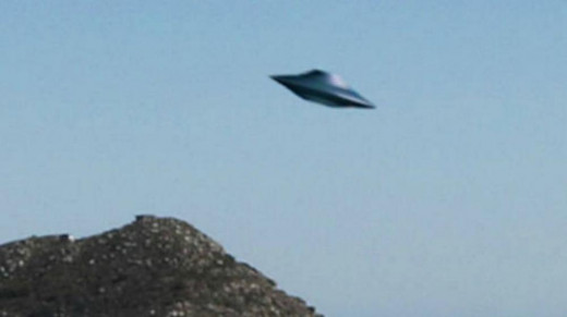 UFOs are seen every day but still people consider them to be a hoax.