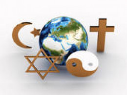 various cult symbols