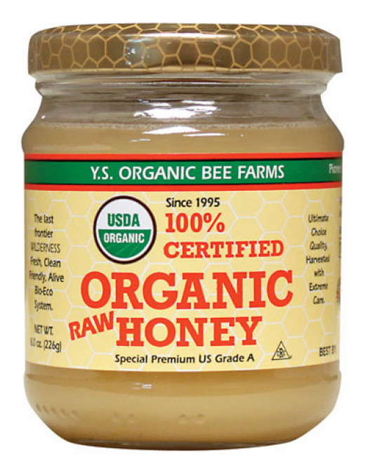 YS Organic Bee Farms Raw Honey (also available in smaller sizes!)