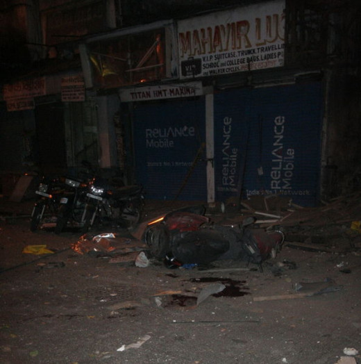2008-11-30 Mumbai attacks