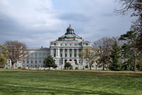 The Library of Congress is sometimes referred to as the Jefferson Building.