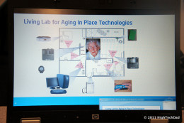 Many governmental and private agencies and businesses are working toward making aging in place a reality for more older adults.