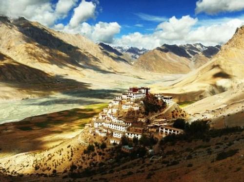 Ki Monastery in Spiti