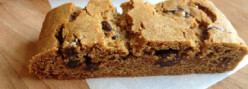 Massachusetts Hermit Cookie Bars