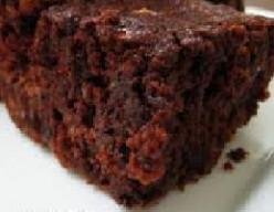 Minnesota Chocolate Zucchini Cake