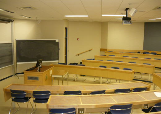 Law school classes include the Socratic method.