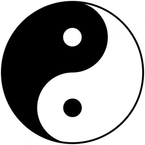 Esoteric Taijitu Yin and Yang