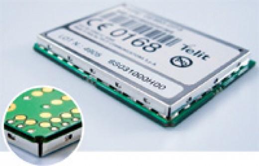 Telit GE863 GPS Module