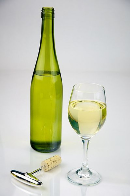 What is in that White Wine?