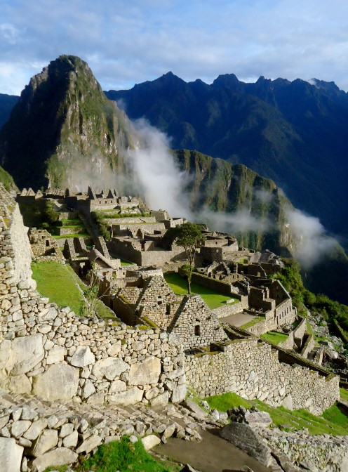 Machu Picchu - Inca Jungle Trail