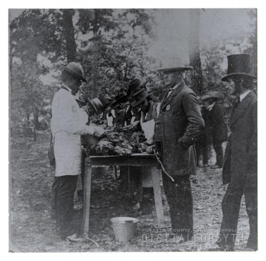 Civil War Barbecue