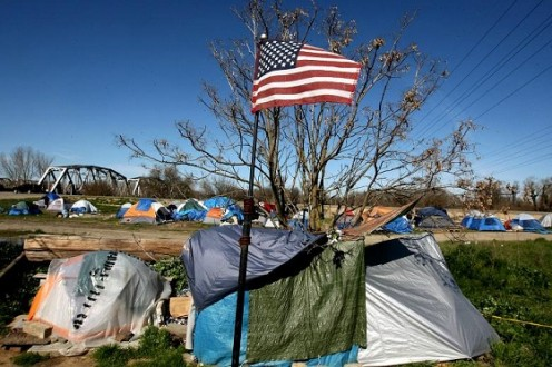 50% of Americans At Or Below Poverty Line