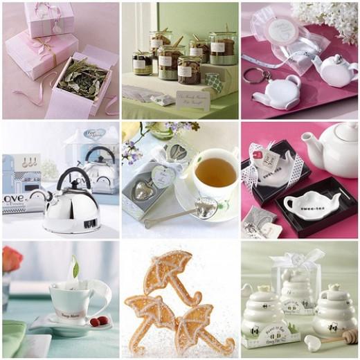 Tea Party Bridal Shower Theme