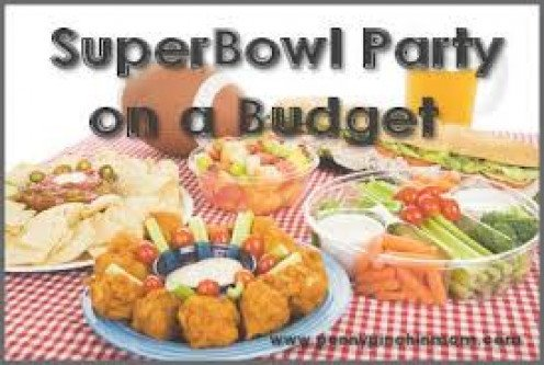 Super Bowls are a good time to invite friends over for a BBQ. Before the game starts serve appetizers.