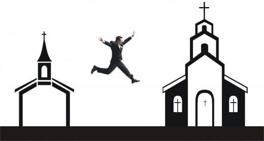 The 'church hopper'