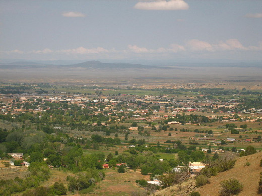 Many residents of the city of Taos, New Mexico, have reported hearing the hum.