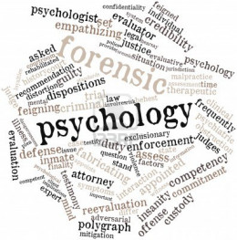 forensic psychology tag cloud