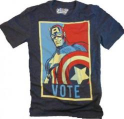 Captain America, Marvel vintage inspired T-shirt