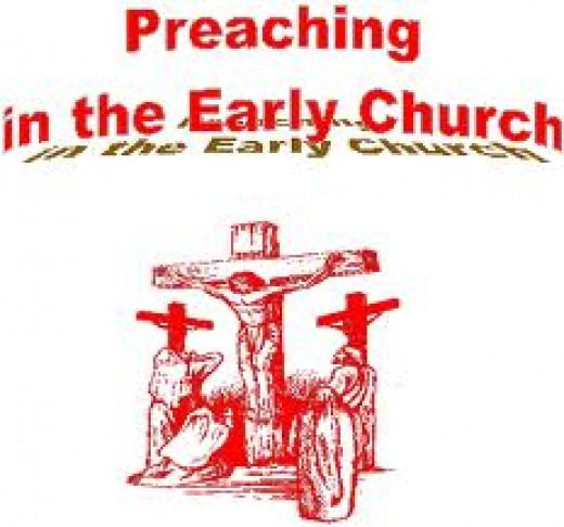 Preaching in the early church often went on in caves, attics and other places where the church could hide.